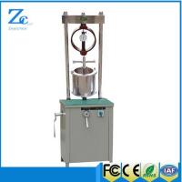 Quality B12 Soil CBR test machine to check bearing loading ability of pavement for sale