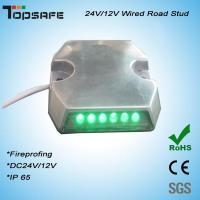 Wholesale Cast Aluminum LED Reflective Wired Road Stud with CE and RoHS from china suppliers