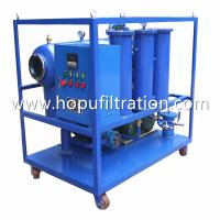 Wholesale portable insulation oil filter machine, remove moisture,gas, PCB,ZY Series Single Stage Vacuum Transformer Oil Purifier from china suppliers