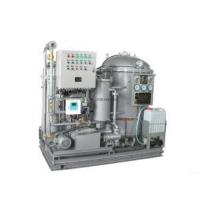Wholesale Industrial and marine vessel 15 ppm Bilge Oily Water Separator , Marine Oil Water Separator from china suppliers