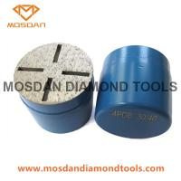 China Terrco 2 Inch Plug Metal Grinding Diamond Discs on sale
