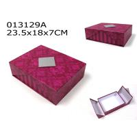 Decorative Boxes For Paper Storage : Double open door presentation gift boxes for presents