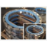 Wholesale Material 42CrMo4 Forged Flange Ring Alloy Steel Forgings  Wind Power Flange from china suppliers