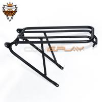 Wholesale Folding Bike Brompton Titanium Parts Rear Rack Full Size Rear Rack C Brake from china suppliers