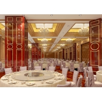 Wholesale Ebunge Sliding Folding Partitions Movable Walls Room Divider Screens For Hotel Banquet Hall Commercial from china suppliers