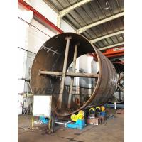 Wholesale Self Alignment Welding Rotator Turning PU Rollers Inverter 40Ton Pipe from china suppliers