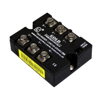 Wholesale CUL RoHS approved 3 Phase SSR Relay 12v Dc 15a from china suppliers