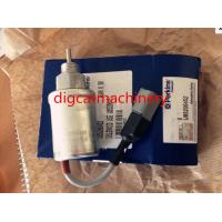 Buy cheap JCB spare parts  U85206452 shut down solenoid from wholesalers