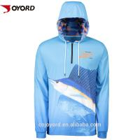 Wholesale Long Sleeve Custom Fishing Jerseys Odor Resistant S-4XL Size Non Fading Color from china suppliers