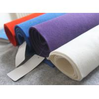 Wholesale Purple, Blue, Red 1mm, 2mm - 18mm Colored Wool Felt, 100 Percent Wool Felt Sheets from china suppliers