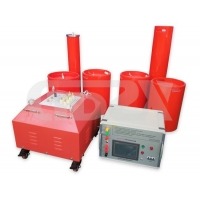 Buy cheap HV AC Resonant Voltage Withstand Test Set Variable Frenquency Resonant Test from wholesalers