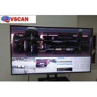 Buy cheap Weatherproof  Under Vehicle Surveillance System for Border , Building entrance and Banks product