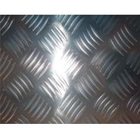 Quality Tread Aluminum Sheet 5 Small Bar 1050 H244 Paper Interleave Aluminum Checkered for sale