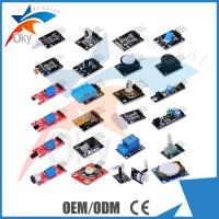 Wholesale 24pcs Sensors Starter Kit For Arduino , Switch Temperature Color Module Kit from china suppliers