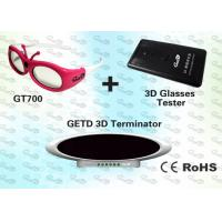 Wholesale 3D Museum Multimedia Emitter Kit Digital 3D Glasses and IR 3D Emitter from china suppliers