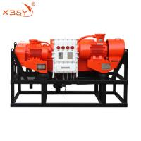 Wholesale Petroleum and Gas field Drilling Solid Control Horizontal Decanting Centrifuge from china suppliers
