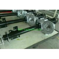 Wholesale Gas Powered Golf Cart Transmission Go Kart Transaxle 850mm Axle Length from china suppliers