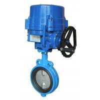 Wholesale Competitive price and OEM Electric Wafer Butterfly valve for Waterworks Purpose from china suppliers