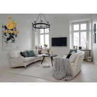 China Modern Carpet Underlay Felt Chair Mat Black / White Area Rugs Nonwoven Dry Quickly on sale