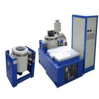 High Frequency Electrodynamic Vibration Shaker System , Air Cooling Electrical Test Equipment