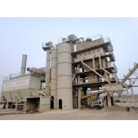 270tph Drying Capacity Asphalt Drum Mix Plant With Italia Burner Two Step Duct Collecting