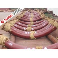 Buy cheap Wear-resistant Alloy Composite 90 degree bend from wholesalers