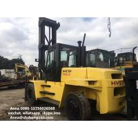 Wholesale Hyster 16ton Used Forklift , Diesel Hyster H16.00XM-6 16t Forklift from china suppliers