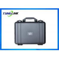 Wholesale Android IP66 Outside 4G Wireless Battery Command Suitcase Emergency PTZ Camera from china suppliers