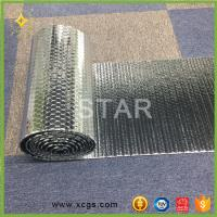 Wholesale Double Aluminium Foil Heat Reflective Material Heat Insulating Bubble Material from china suppliers