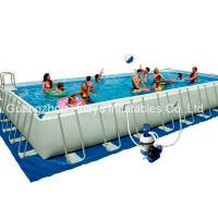 Outdoor Strong Pvc Inflatable Swimming Pool Frame Pool For Sale Of Item 101037611