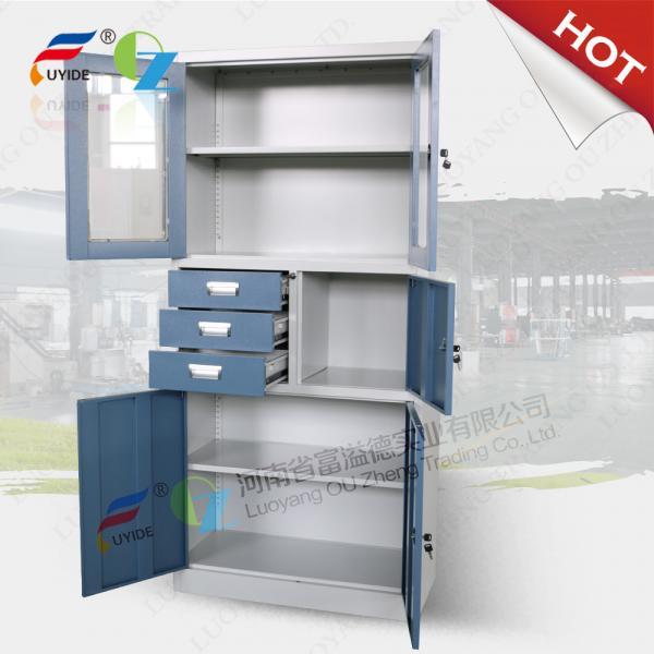 china steel office furniture metal cupboard fyd w020