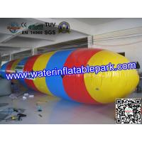 Inflatable Blob Water Jump /  Launcher Exciting Game CE / UL /  EN71 Manufactures