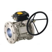 Wholesale Flanged Three Piece FB Ball Valve from china suppliers