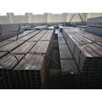 Wholesale ERW Welded Square / Round / Rectangular Low Carbon Steel Pipe for Construction Q195~Q235 from china suppliers