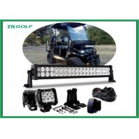 Wholesale 12v Universal Golf Cart Lights Adjustable Go Kart Headlight Kit CE Approved from china suppliers