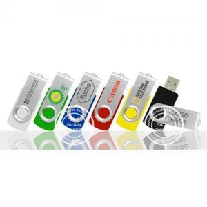 China Rotatable USB Flash Drive on sale