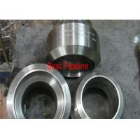 China High Pressure Threaded Forged Pipe Fittings Alloy Steel Material 3000 PSI Color on sale