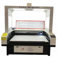 Wholesale Sublimation Polyester Fabric Laser Cutting Machine For Sports Apparel JHX - 180100S from china suppliers