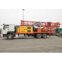 Wholesale Mechanical Transportation 50T Truck Mounted Well Drilling Rig from china suppliers