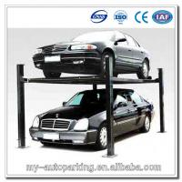 China 3700kg Cheap and High Quality 4 Post Car Lift for Sale 4 Post Lift Mobile on sale