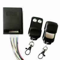 Wholesale Receiver/Transmitter Kit for Garage Door, with 2CH 12A/14V DC, 7A/120V AC and 433Mhz Load Current from china suppliers