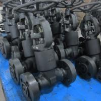 Quality Cryogenic Globe Forged Steel Valve Reduced Bore LF2 LF3 ISO 15848 LNG for sale