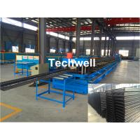 Wholesale CT100-600 Electric Cable Ladder Roll Forming Machine for Making Steel Cable Tray Ladder Profile Sheets from china suppliers