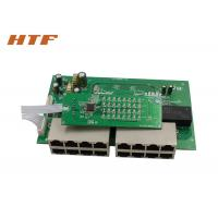 Gigabit Ethernet Switch Module 16 Port , 10/100/1000mbps Ethernet Switch Board