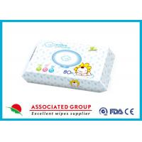 Buy cheap Soft And Moist Baby Wet Wipes For Newborns Care , Baby Cleaning Wipes from wholesalers