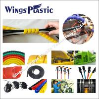 Wholesale PE PP Spiral Protector Making Machine / Spiral Hose Guard Production Line from china suppliers