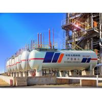 Wholesale CIMC Enric Hongtu DN2470mm 63m3 Propane Storage lpg pressure vessel price from china suppliers