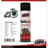 Buy cheap AEROPAK 500ml High Quality All purpose MultiLube&Anti rust lubricant for Car from wholesalers