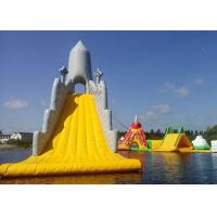 Wholesale Customized Color Great Commercial Inflatable Water Slides For Water Equipment from china suppliers