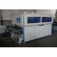Buy cheap Double Sand Frame Automatic Wood Sanding Machine Support Customized Color from wholesalers